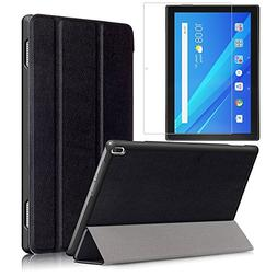 Gzerma Lenovo Tab 4 10 Case with Screen Protector, Slim   Ha