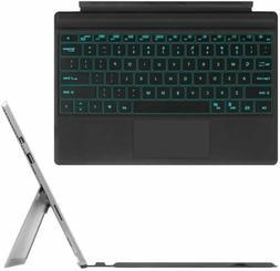 For Microsoft Surface Pro 7 / Pro 6/ Pro 5 Backlit Wireless