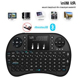 Rii mini i8+ Bluetooth backlit Wireless Keyboard for BT Smar