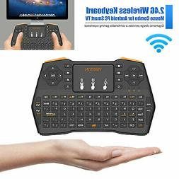 EEEKit 2.4G Mini Wireless Keyboard Touchpad Mouse Combo for