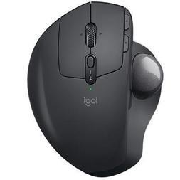Logitech MX ERGO Plus Wireless Trackball Mouse, New in Retai