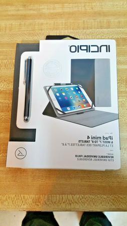 NEW Incipio ClamCase iPad Mini 4 Keyboard reversible Case Ul