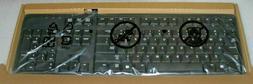 NEW Dell KB212-B 104 keys Keyboard Black USB Wired