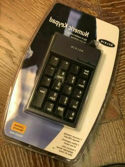 NEW SEALED Belkin MOBILE NUMERIC USB KEYBOARD 19 KEY LAYOUT