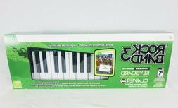 NEW, ​XBOX 360 Rock Band 3 Wireless Keyboard - Game not in