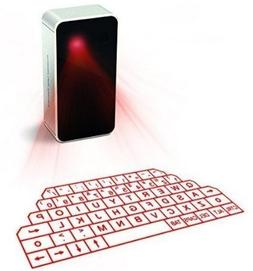 Generic Portable Virtual Laser Projection Bluetooth Keyboard