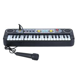 Professional Portable Mini 37 Key Electronic Keyboard Piano