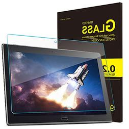 IVSO Screen Protector for AT&T Lenovo Moto Tab Tempered-Glas