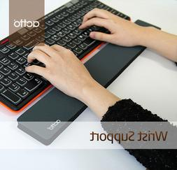 Rubber Wrist Keyboard Hand Support Pad Computer Laptop Rest