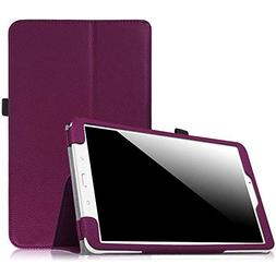 Samsung Galaxy Tab E 9.6 Case, Syviva Slim Smart Folio Stand