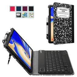 """For Samsung Galaxy Tab S4 10.5"""" Tab A 10.5"""" Case Cover with"""
