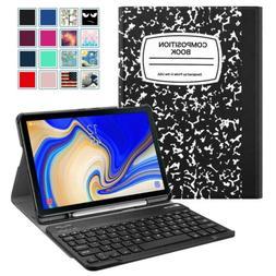 "For Samsung Galaxy Tab S5e / Tab A/ Tab S4 10.5"" Bluetooth K"