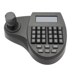 RioRand LCD Security PTZ  Speed Dome Camera 3D Keyboard Cont