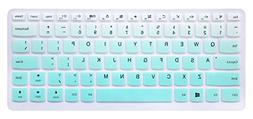 "Silicone Keyboard Cover Skin for Lenovo Yoga 710 14"", Yoga 7"