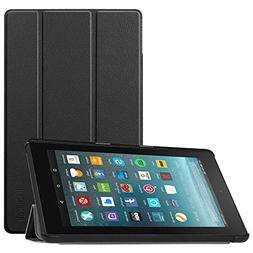 Fintie Slim Case for All-New Amazon Fire 7 Tablet , Ultra Li