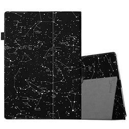 Fintie Surface Pro 6 Case - Premium Vegan Leather Folio Stan