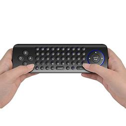 FAVI T1 2.4GHz Wireless USB Mini Keyboard & Air Mouse, IR Le