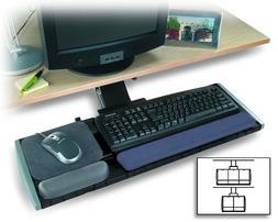 Kensington Underdesk Adjustable Keyboard Platform with Wrist