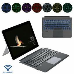 US For Microsoft Surface Pro 4 12.3-inch Slim Backlit Wirele