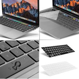 Waterproof Clear Silicone Keyboard Cover Skin F 2018 Macbook