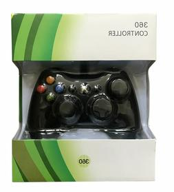 Wired Game Controller Joystick for Microsoft Xbox 360 / PC W
