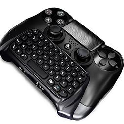 Generic Wireless Controller Keyboard Chatpad for Sony Playst