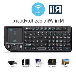 Rii X1 Wireless Mini Keyboard + Mouse Touchpad for PC Androi