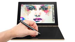 """Lenovo Yoga Book - FHD 10.1"""" Android Tablet - 2 in 1 Tablet"""