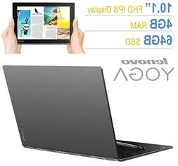 "Lenovo Yoga Book 10.1"" Full HD Touchscreen IPS  2-in-1 Table"
