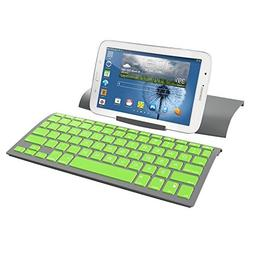 ZAGGkeys Case with Universal Wireless Keyboard for All Bluet