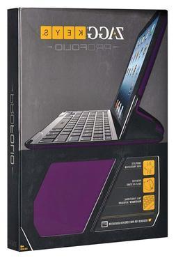 ZAGG ZAGGkeys Profolio Keyboard/Cover Case  for iPad 2, iPad